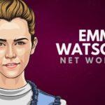 Patrimonio neto de Emma Watson
