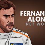 Patrimonio neto de Fernando Alonso