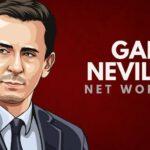 Patrimonio neto de Gary Neville