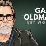Patrimonio neto de Gary Oldman