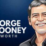 Valor Neto de George Clooney
