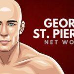 Patrimonio neto de George St. Pierre