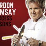 10 lecciones de éxito de Gordon Ramsay