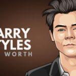 Patrimonio neto de Harry Styles