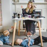 4 formas de compaginar con éxito la actividad empresarial y la paternidad
