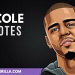 52 frases y letras inspiradoras de J Cole