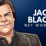 Patrimonio neto de Jack Black