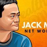 Patrimonio neto de Jack Ma