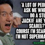 30 Citas legendarias de Jackie Chan