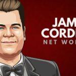 Patrimonio neto de James Corden