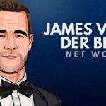 Patrimonio neto de James Van Der Beek