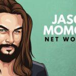 Patrimonio neto de Jason Momoa