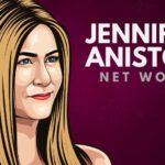 Patrimonio neto de Jennifer Aniston