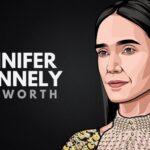 Patrimonio neto de Jennifer Connelly