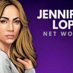 Patrimonio neto de Jennifer Lopez