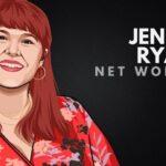 Patrimonio neto de Jenny Ryan