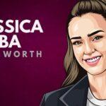 Valor Neto de Jessica Alba
