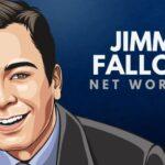 Patrimonio neto de Jimmy Fallon