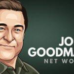 Patrimonio neto de John Goodman