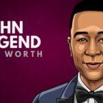 Patrimonio neto de John Legend
