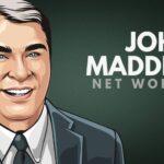 Patrimonio neto de John Madden