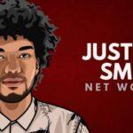 Patrimonio neto de Justice Smith