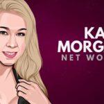 Patrimonio neto de Katie Morgan