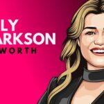 Patrimonio neto de Kelly Clarkson