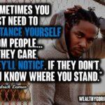 53 Frases profundas e inspiradoras de Kendrick Lamar