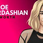 Patrimonio neto de Khloe Kardashian