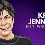 Patrimonio neto de Kris Jenner