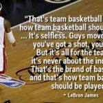 22 inspiradoras frases de LeBron James sobre el éxito