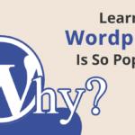 Aprenda por qué WordPress es tan popular