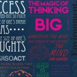 10 lecciones aprendidas de La magia de pensar en grande