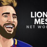 Patrimonio neto de Lionel Messi