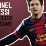 10 lecciones de éxito de Lionel Messi
