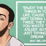 50 frases positivas y poderosas de Mac Miller