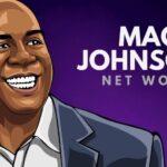 Patrimonio neto de Magic Johnson