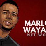 Patrimonio neto de Marlon Wayans