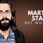 Patrimonio neto de Martin Starr