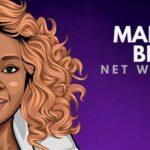 Patrimonio neto de Mary J. Blige