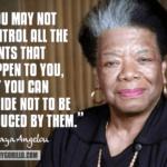 50 frases de Maya Angelou sobre la vida y la muerte