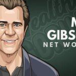 Patrimonio neto de Mel Gibson