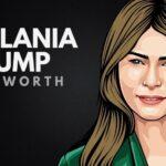 Patrimonio neto de Melania Trump