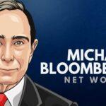 Patrimonio neto de Michael Bloomberg