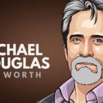 Patrimonio neto de Michael Douglas