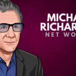 Patrimonio neto de Michael Richards
