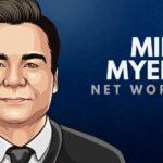 Patrimonio neto de Mike Myers