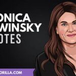 50 frases audaces y motivadoras de Monica Lewinsky