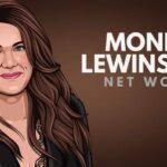 Patrimonio neto de Monica Lewinsky